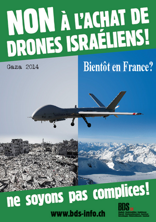 salon international de l'aéronautique du bourget 2015: elbit criminel, thales complice (Ujfp) dans Anticolonialisme 3024978629